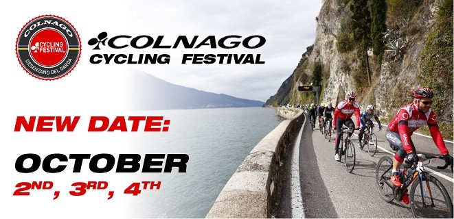 COLNAGO CYCLING FESTIVAL 2020